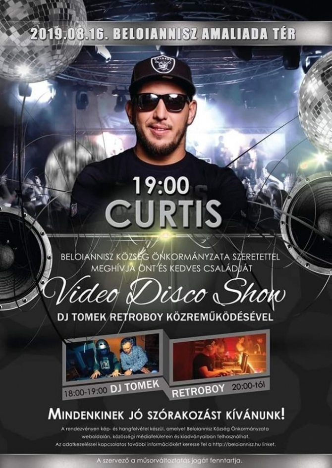 Video Disco Show Beloiannisz